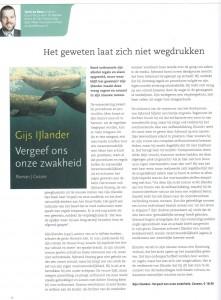 Ijlander - Vergeef ons onze zwakheid Nieuwe Koers juli 2014
