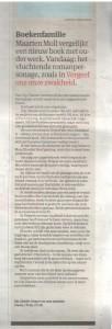 recensie Parool IJlander 14052014